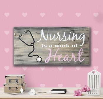 Classic:  Nursing is a Work of Heart