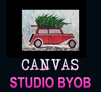 NOVEMBER 3RD SATURDAY 7:00 PM **BYOB STUDIO ** 16 X 20 CANVAS