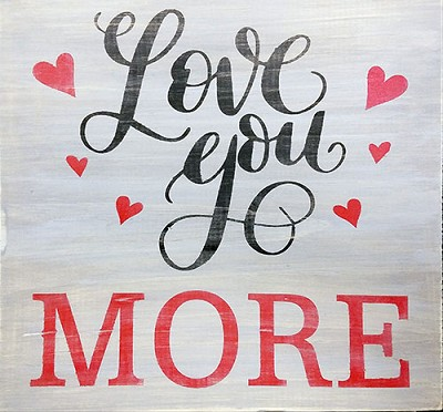 Love you More - 12""