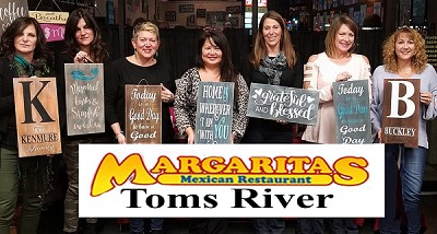 APRIL 24TH TUESDAY 7:00 PM - TOMS RIVER NORTH SOFTBALL SIP & SIGN FUNDRAISER - MARGHARITAS IN TOMS RIVER