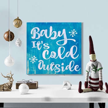 Classic:  Baby It's Cold Outside