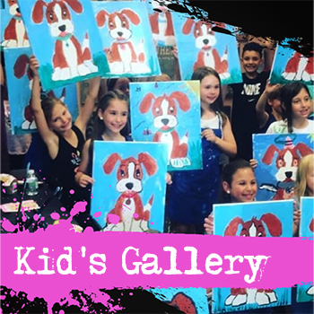 Kids Painting Gallery