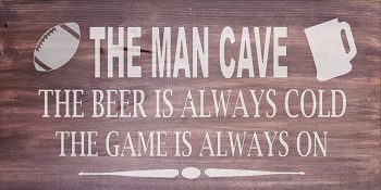 Classic:  Man Cave Sign