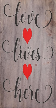 Classic:  Love Lives Here
