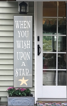 Porch:  When you Wish upon a Star 48