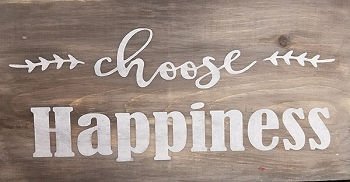 Classic:  Choose Happiness