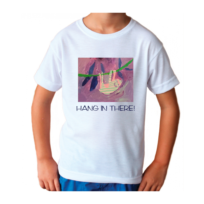 Keepssake Art Short Sleeve Vapor Tshirt