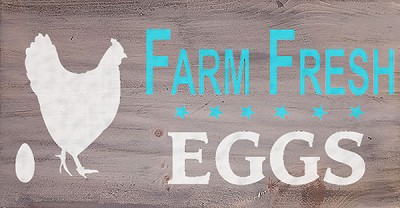 Classic:  Farm Fresh Eggs