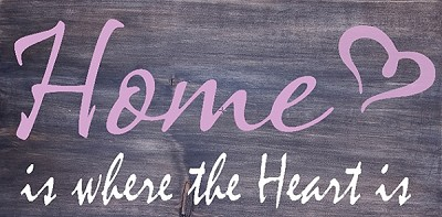 Classic:  Home is where the Heart Is