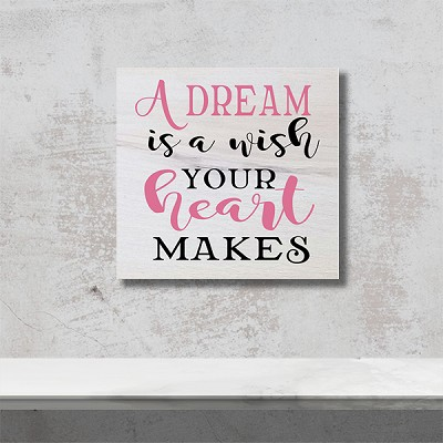 Classic:  A Dream is a Wish your Heart Makes