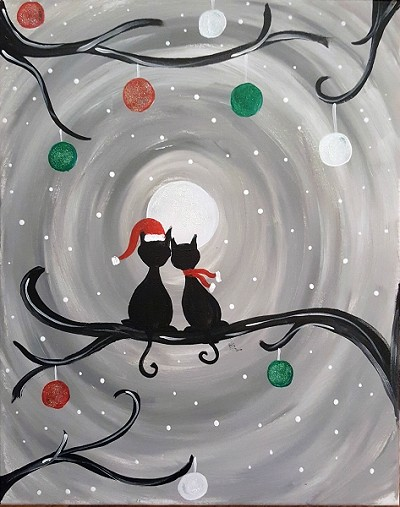 Holiday Kitties