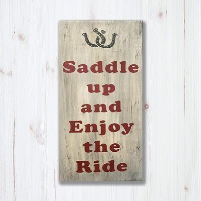 Classic:  Saddle up and Enjoy the Ride