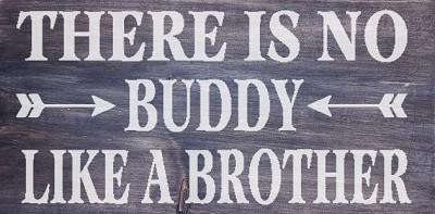 Classic:  Theres no Buddy like a Brother